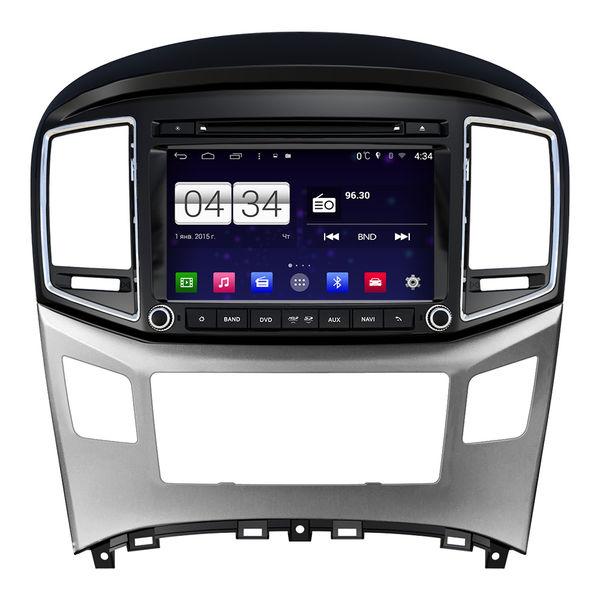 Штатная магнитола MyDean 5586 для Hyundai H-1 с 2016 г.в.