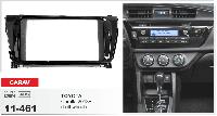 Переходная рамка Carav 11-461 Toyota Corolla 2013