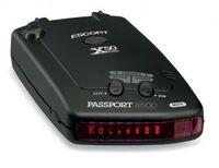 Escort 8500 X50, INTL, red