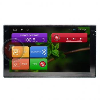 Штатное головное устройство RedPower 21001B 2din Android 4.4