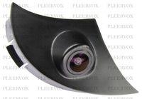 Цветная камера фронтального обзора Pleervox PLV-FCAM-TY для Toyota