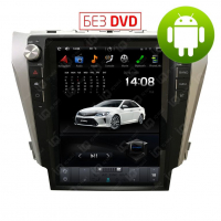"Автомагнитола IQ NAVI T54-2918-TS Toyota Camry V55 (2014+) на Android 4.4.2 Quad-Core (4 ядра) 12,1"" Full Touch"