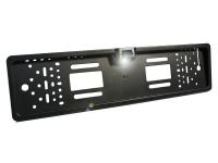 Камера заднего вида в рамке номерного знака AVIS Electronics AVS388CPR (CCD) с LED подсветкой