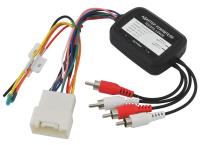 АМР-адаптер TOYOTA, LEXUS (Pioneer, JBL) Intro AMP-TY01