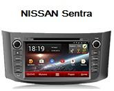FlyAudio G8118H01 - Штатное головное устройство для NISSAN SENTRA