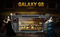 FlyAudio G8129H01 - Штатное головное устройство для Nissan Teana 2013+ Android 4.4