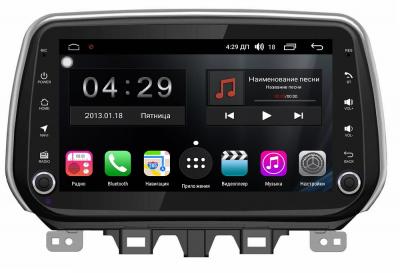 Штатная магнитола FarCar s300-SIM 4G для Hyundai Tucson 2018+ на Android (RG1135)