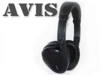 Беспроводные автомобильные ИК стерео наушники (двухканальные) AVIS Electronics AVS002HP