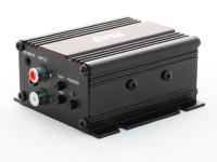 Компактный двухканальный усилитель для мотоцикла AVIS AVS117 c Bluetooth