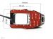 Универсальный двухканальный автомобильный Ultra HD (1296P) видеорегистратор с GPS AVS400DVR (#106 Universal)