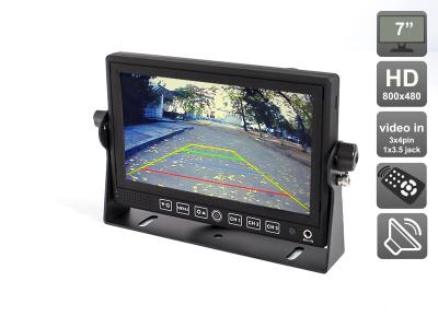 """Парковочный монитор 7"""" для грузовиков и автобусов AVIS AVS4714BM"""