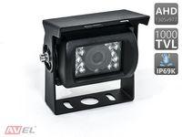 AHD камера заднего вида AVS407CPR с автоматической ИК-подсветкой