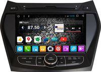 Штатное головное устройство DAYSTAR DS-7004HD Hyundai Santa FE 2013+ ANDROID 6.0.1