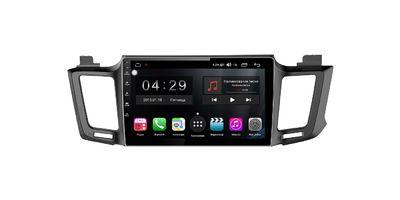 Штатная магнитола FarCar s300-SIM 4G для Toyota RAV-4 на Android (RG468R)