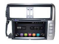 Штатная магнитола INCAR TSA-2248 для Toyota Prado 150 2009- 2013 (Android 8.0)