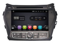 Штатная магнитола INCAR TSA-2436 для Hyundai Santa Fe 2013+ (Android 8.0)