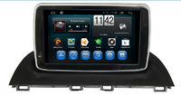 Штатная магнитола Mazda 3 2013+ на Android 4.4 Carmedia KR-8094