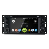 Штатная магнитола Roximo CarDroid RD-2201 для Jeep 2005-2008 (Android 6.0)