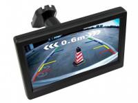 """Автомобильный монитор 5"""" для установки на лобовое стекло Pleervox PLV-MIR-50TR"""