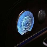Сетка динамиков Burmester с подсветкой Ambient Light для Mercedes-Benz E Class (W213) от 2016 г.в. LI-SG-MBW213