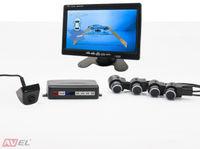 Видеопарктроник с четырьмя OEM датчиками и камерой PS-04V