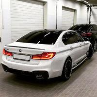 Лип спойлер багажника M Style для BMW 5 G30 от 2016 г.в.