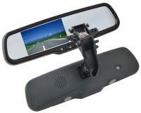 Зеркало заднего вида с монитором SWAT VDR-FR-09