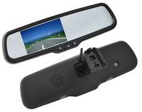 Зеркало заднего вида с монитором SWAT VDR-TY-05