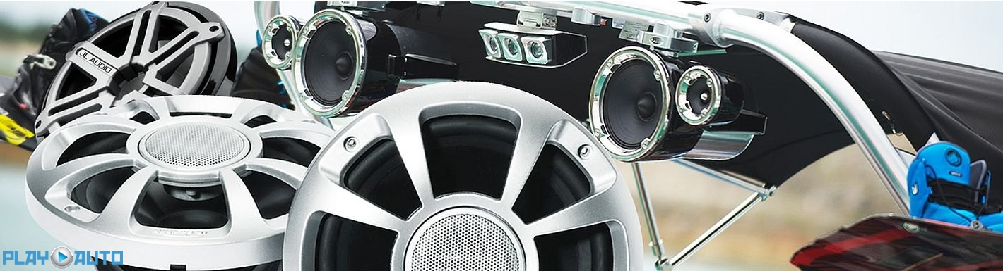 playauto marine speakers