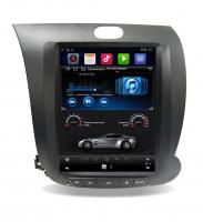 Штатная магнитола FarCar в стиле Tesla для KIA Cerato 3 (2013- 2019) (T280)