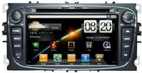 Ford Mondeo, Focus 2, S-Max Серебро Матовый Android Carsys CA5268