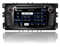 Штатная магнитола FlyAudio G7022F01 для Ford Mondeo Black Android 4.2