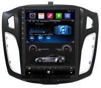 Штатная магнитола FarCar в стиле Tesla для Ford Focus 3 (2011- 2014) (ZF150)