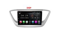 Штатная магнитола FarCar s300 для Hyundai Solaris на Android (RL766R)