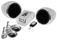 "Аудиосистема BOSS Audio Marine MC520B (2 динамика 3"", 600 Вт. USB/SD/FM, Bluetooth)"