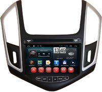 Головное устройство CHEVROLET CRUZE 2014+ НА ANDROID 4.4 CARMEDIA QR-8055