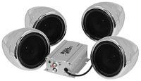 """Акустическая система Boss Audio MC450 (4 динамика 3"""", 1000 Вт.)"""