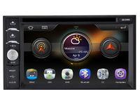 INCAR AHR-7280 универсальное головное устройство  2din ОС Android 4.1.1