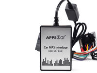 USB MP3 адаптер New Yatour WT M06 (BMW2) для автомобилей BMW