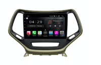 Штатная магнитола FarCar s300 для Jeep Cherokee на Android (RL608R)
