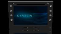 Штатная магнитола Dynavin N6-PS-B для Porsche Boxster (2009-2011), Cayman (2009-2012), 911 (2009-2012), Carrera (2009-2012)