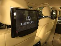 """Комплект навесных мониторов на подголовник с диагональю 10.1"""" CF-MON-HR-SK-UN на Android для автомобилей Lexus"""