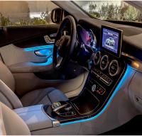 Штатная подсветка салона Mercedes-Benz GLC-klasse