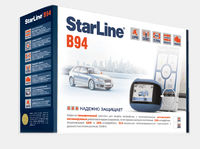 Автосигнализация StarLine B94 Dialog CAN