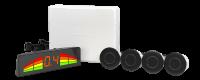 Парктроник AAALINE LED-14 Truck, 4 датчика с удлиненными проводами до 7,6 метров