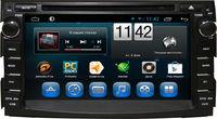 Штатное головное устройство KIA CEED 2009-2012, VENGA 2009-2015 на Android 6.0 CARMEDIA QR-7042