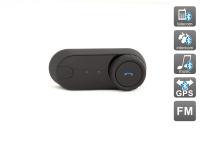 Мотогарнитура Bluetooth 2.1 + EDR на шлем DRC01BT