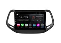 Штатная магнитола FarCar s300 для Jeep Compass II (2017- 2020) на Android (RL1008R)