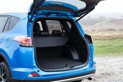 Электропривод багажника Toyota RAV4 MyCarSave 5D-TOY-RAV (комплект для установки)