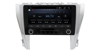 Штатная магнитола FarCar s300-SIM 4G для Toyota Camry V55 2014- 2017 на Android (RG466RB)